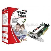 SMART TV-DX (TV+FM), Conexant-CX23883, (S-Video & AV In), w/WorldwideStandard, Stereo, PCI, w/Remote Control