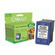 Green2 GN-H-6657 HP-C6657A, Compatible, 18ml, 3Color: HP DeskJet 450(ci)(cbi)(wbt)/5100/5150(c)/5151/5160/5168/5550/5551/5552/5600/5650(v)(w)/5652/ 5655/5850/9600/9650/9670/9680(gp); F4135/F4140/F4180; OfficeJet 4105/4100/4110(v)(xi)/4115/ 4210/4211