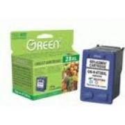Green2 GN-H-8728XL, HP-C8728A Compatible, 17ml, 3Color: HP Deskjet 3300/3320/3325/3420/3425/3843/3500/3520/3520V/3550/3645/3647/3650/3650V/3653/ 3740/3745/ 3840/3843/3845; PSC 1118/1213/1215/1217/1218/1219/1300/1310/1311/1312/1315(v)(xi) /1317