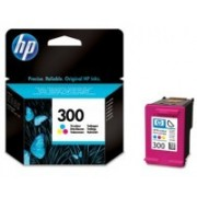 HP №300 Ink Color Cartridge, with Vivera Inks, 4ml (165 pages). Made in Ireland.