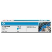 HP №126A Cyan Cartridge for CLJ CP1025/P1025NW, 1000 pages