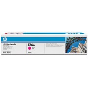 HP №126A Magenta Cartridge for CLJ CP1025/P1025NW, 1000 pages