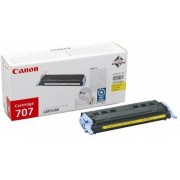 Laser Cartridge Canon 707, yellow (2000 pages) for LBP-5000/5100