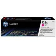 HP №128 Magenta Cartridge for LJ Pro CM1415 Color MFP series, 1300 pages