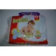 Bebish Junior Twin PackN5 11-25kg(32)+serv.umed.72