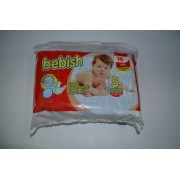 Bebish Junior Eco PackN5 11-25kg(16)+serv.umed.72p