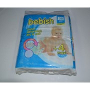 Bebish Maxi Plus Twin PackN4+ 9-20kg(38)+serv.umed.72