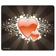 Mouse Pad Nova Gallery Retro, (230X195mm)  (Heart)
