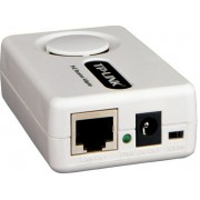 PoE Receiver Adapter,TL-PoE10RData and power carried over the same cable up to 100 m,5V/12V output