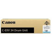 Drum Unit Canon C-EXV34 Cyan, 36 000 pages A4 at 5% for Canon ADV iRC2020L,20i,25L,25i,30L,30i