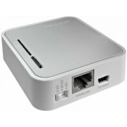 "Wireless N Router TP-LINK ""TL-MR3020"",Compatible with UMTS/HSPA/EVDO USB modem,3G/WAN failover"