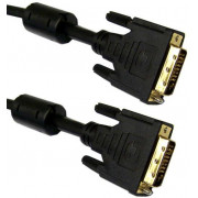 CCDVID-05M  DVI-Video Cable, dual-link, w/2*ferrite,  4.5m