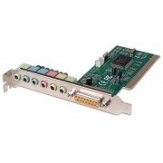 Bestek ESC-8768-O CMI8768 8-Channel, w/OpticalPort, PCI