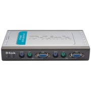 D-Link 4 PORT KVM SWITCH, DKVM-4K