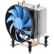 Deepcool GAMMAXX 300, Socket 1366/1155/775 & FM2/FM1/AM3+/AM3, up to 130W, 120х120х25mm, 900~1600rpm, 17.8~21dBA, 55.5CFM, 4 pin, PWM, Hydro Bearing, 3 heatpipes direct contact