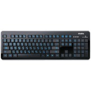 Клавиатура SVEN Comfort  7400 EL, Illuminated, Black USB