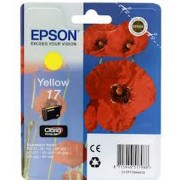 Ink Cartridge Epson T17044A10 Yellow