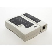Cable Tester for UTP/STP RJ45 & RJ11, RJ12 cables, LY-CT005