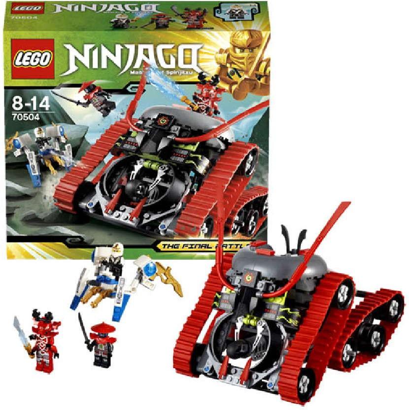 Лего Ниндзяго Гарматрон