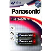 "Panasonic  ""EVERYDAY Power"" AA Blister*2, Alkaline, LR6REE/2BR"