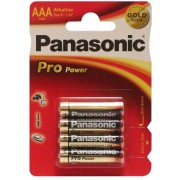 "Panasonic   ""PRO Power"" AAA Blister*2, Alkaline, LR03XEG/2BP"