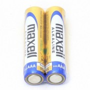 MAXELL Alcaline Battery  LR03/AAA, 2pcs, Blister pack