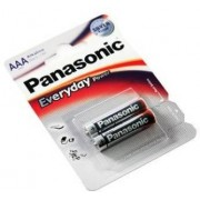 "Panasonic  ""EVERYDAY Power"" AAA Blister*2, Alkaline, LR03REE/2BR"