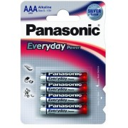 "Panasonic  ""EVERYDAY Power"" AAA Blister*4, Alkaline, LR03REE/4BR"