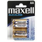MAXELL Super Alcaline Battery  LR03/AAA, 4pcs, Blister pack