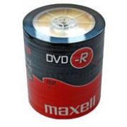 DVD-R MAXELL  4,7 GB x16 - Shrink Pack 10 pcs.