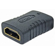 Adapter HDMI-miniHDMI  Brackton ADA-HMN.B,  Adapter HDMI female to HDMI Mini male, ULTRA HD, High Speed HDMI® with Ethernet, 2160p, 3D, ATC, ARC, ACE, HEC, golden contacts