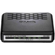 D-Link 5-PORT 1000BASE-T GIGABIT ETHERNET, DGS-1005A