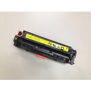 Laser Cartridge for HP CB532A yellow Compatible