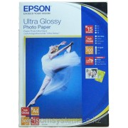 A4 EPSON Ultra Glossy Photo Paper A4 (300 g/m2) 15 sheets C13S041927