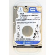 "2.5"" HDD 500GB  Western Digital WD5000LPCX, Blue™, 5400rpm, 16Mb, 7mm, SATAIII"