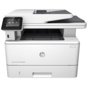 "HP LaserJet Pro MFP M426dw Print/Copy/Scan 40ppm, 256MB, Duplex, 1200dpi, 3"" touch display, up to 80000 pag., 50 sheets DADF, Hi-Speed USB 2.0, Host USB, Gigabit Ethernet, Wireless 802.11, HP PCL 5,6; Postcript 3, direct PDF, ePrint,  AirPrint, White"