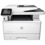 "HP LaserJet Pro MFP M426fdw Print/Copy/Scan/Fax 40ppm, 256MB, Duplex, 1200dpi, 3"" touch display, up to 80000 pag., 50 sheets DADF, USB 2.0, Host USB, Gigabit Ethernet, Wireless 802.11, HP PCL 5,6; Postcript 3, direct PDF, ePrint,  AirPrint, White"