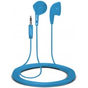 "MAXELL ""EB95"" Blue, Earphones with in-line Microphone, Hands free calling features, Flat cable, Cord type cable 1.2 m"