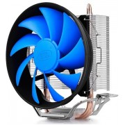 """AC Deepcool S775,S1155,S1150,AM3+,FM1,FM2""""GAMMAXX 200T"""" (18dBA,900-1600RPM,54CFM,Fan 120mm) LGA1156/LGA1155/LGA1151/LGA1150/LGA775-FM2/FM1/AM3+/AM3/AM2+/AM2/940/939/754 ,120mm FAN, Hydro Bearing"""