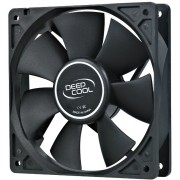 """PC Case Fan Deepcool XFAN120 Black Hydro Bearing For Computer Case Cooling  Fan Dimension :  120?120?25mm  Weight :  180g  Rated Voltage :  12VDC  Operating Voltage :  10.8~13.2VDC  Starting Voltage :  7VDC  Rated Current :  0.07±10%A  Power Inpu"