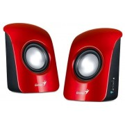 Колонки Genius SP-U115 1.5W USB Red