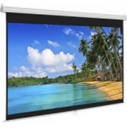 "Manual 160x120cm BenQ JUNO 5J.BQE02.001, 80"", 4:3, Manually open/close, K-Matte White"