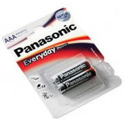 "Panasonic  ""EVERYDAY Power"" AAA Blister *2, Angry Birds, Alkaline, LR03REE/2BPAB"