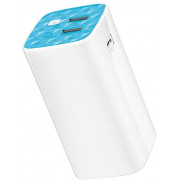 Power Bank TP-LINK 10400 mAh, TL-PB10400High capacity of 10400mAhDual USB ports let you quickly charge two devices simultaneouslyCompatible with 5V input USB-charged devicesMultiple safety protectionsPractical flashlight
