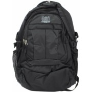 "Continent NB backpack 15.6"" - BP-001, Black, Main Compartment: 27 x 47 x 16 cm, Dimensions: 31 x 48 x 19 cm"