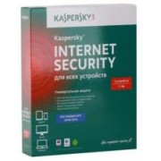 Kaspersky Internet Security Multi-Device - 5 devices, 12+3 months, box