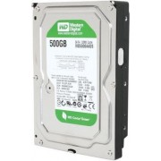 "3.5"" HDD    500GB-SATA-32MB Western Digital ""Green (WD5000AADS)"""