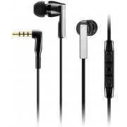 Earphones Sennheiser CX  5.00G, Black, MIC, Android, 4pin 3.5mm jack, 4 adapter: XS,S,M,L, cable1.2m-   http://en-de.sennheiser.com/earphones-mic-cx-5-00