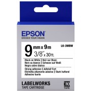 C53S653004 Tape Epson LK3TBN Clear Blk/Clear 9/9
