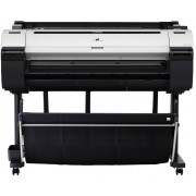 "Plotter Canon imagePROGRAF iPF770, Net, 36""/A0/914.4mm, CAD/GIS, 2400x1200dpi_4pl, 256Mb, print head PF-04, 6 tank:MBKx2 / BK/C/M/Y, PFI-107_130ml/starter 90ml, Maint Cartr MC-10,1304(W)x877(D)x1062(H)mm, W 65kg, One roll, front-loading, front output"